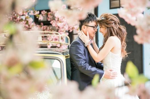 花系列婚紗攝影-桃園婚攝Ume優美
