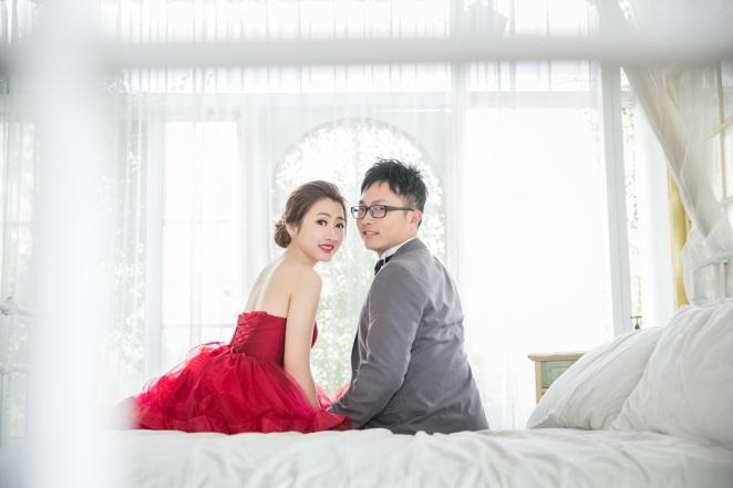 桃園自助婚紗-婚攝UME優美