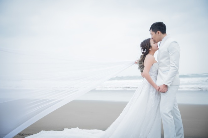 沙灘婚紗照-桃園婚攝UME優美