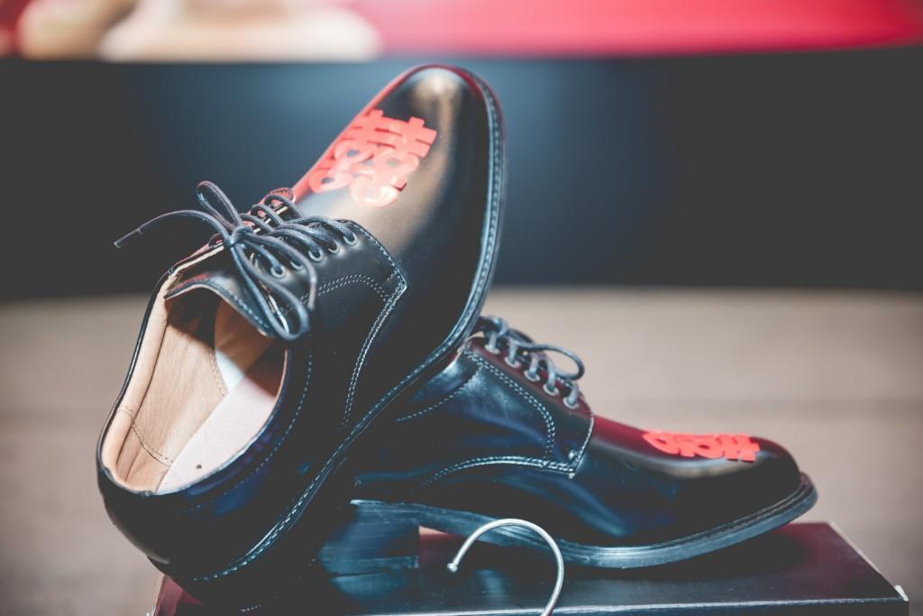 禮俗鏡頭[男士皮鞋]:頭尾禮不可或缺的禮品